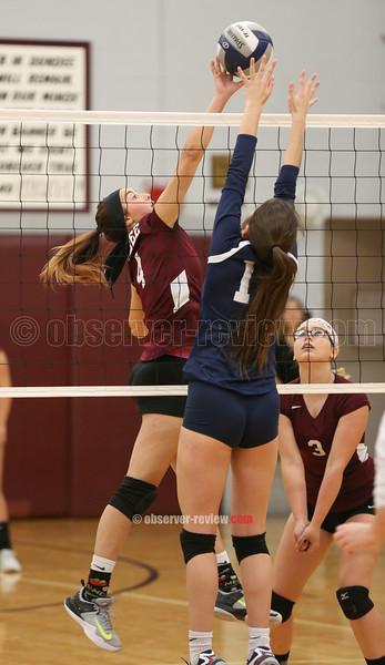 Dundee Volleyball 10-18-18