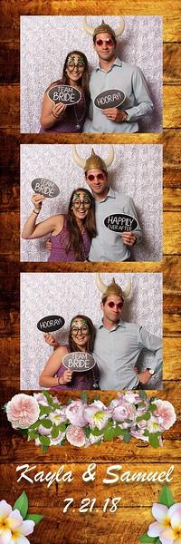 Kayla & Samuel Bobo Wedding