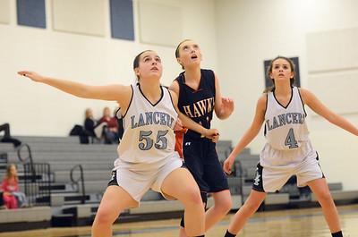 1.13 Sophomore Girls' Basketball vs. Olathe East