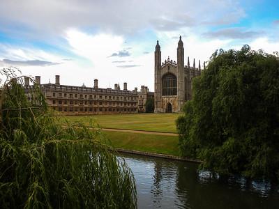 King's Cross and Cambridge