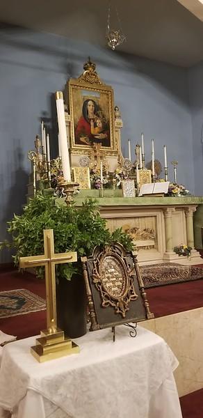 Exaltation of the Holy Cross 2018