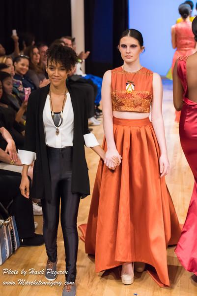SOHO Fashion Week  NY - Simone Young