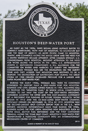 Houston Ship Channel EMRCLH