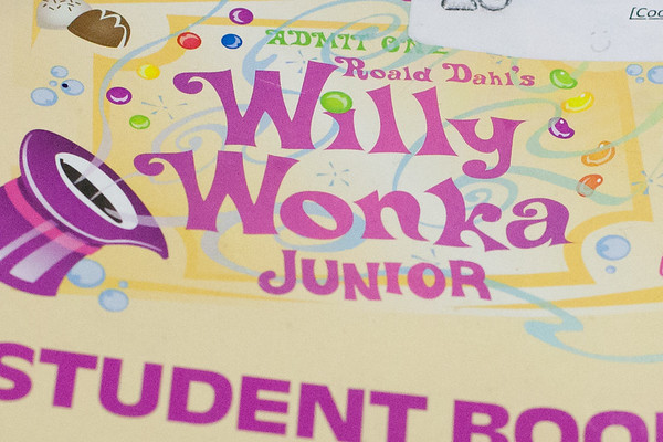 Willy Wonka - Stinson