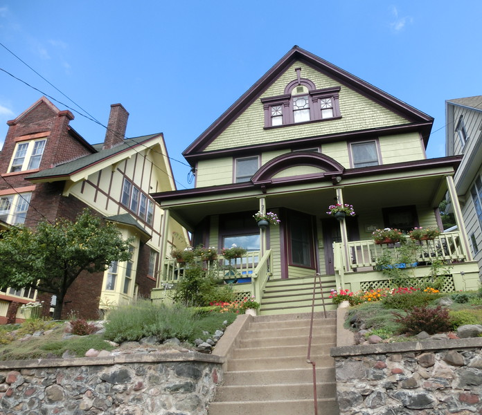 Hus i Hancock