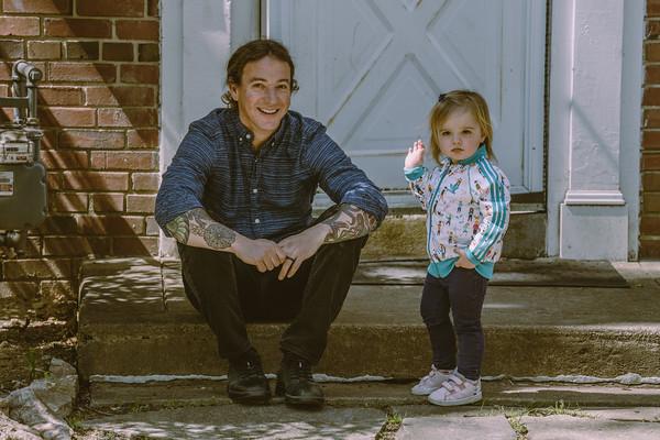 Glenny Family Portraits