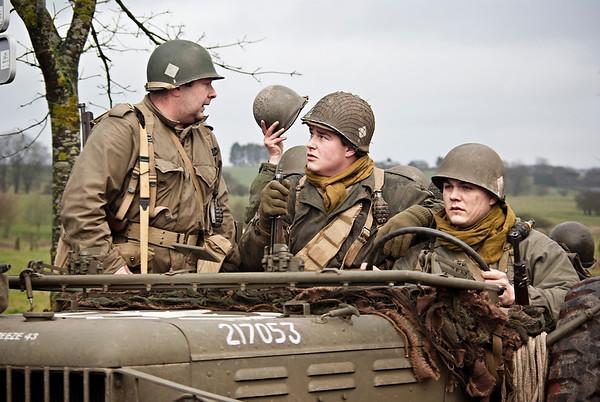 Bastogne Historic Walk 2012