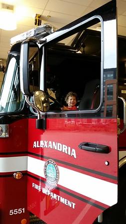 Alexandria Fire Station