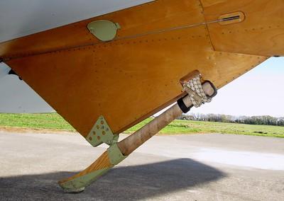 Albatros DV details