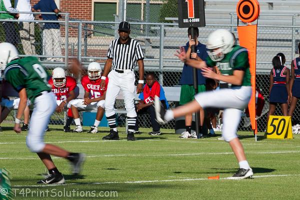 ECS Football 09/08/2011