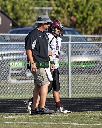 UGMS Football 9-17-14 8th grade