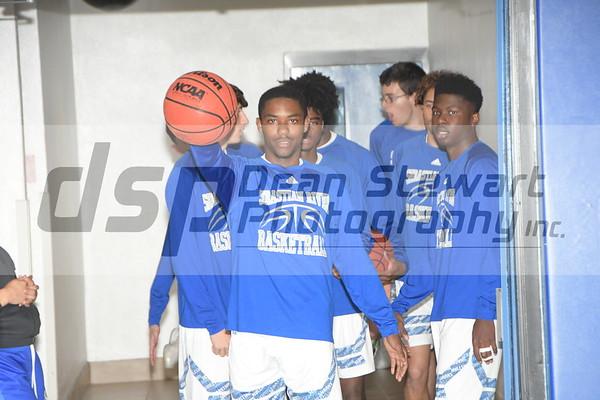 Boys Varsity Basketball 1-9-20