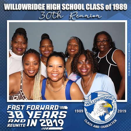 WHS Class of '89 30th Reunion - Photos