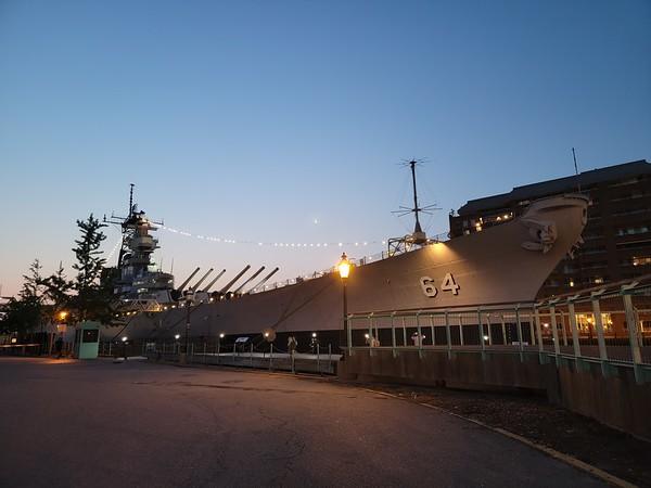 VA, Norfolk - Harbor Park