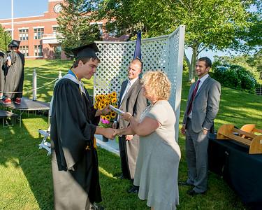 Graduation Commencement Pierson H.S. 2012