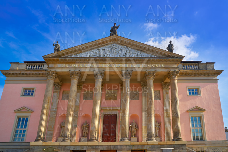 Berlin Staatsoper Opera building Germany