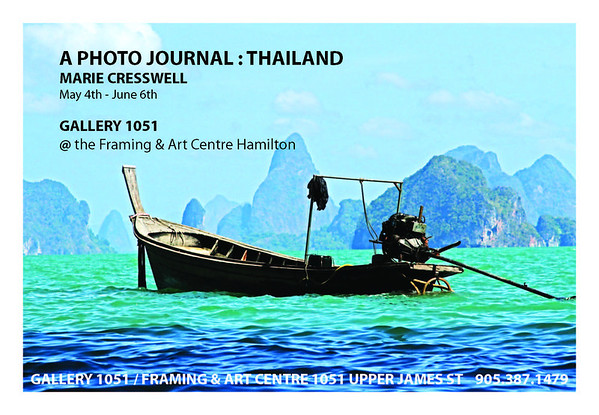 Thailand: A Photo Journal by Marie Cresswell