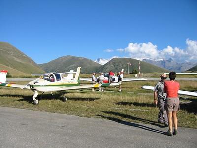 Visita à l'Alpe d'Huez