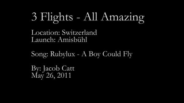 26/05/2011 - 3 Flights In 1