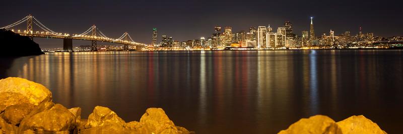 Evening in San Fran