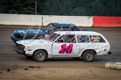 Coos Bay Speedway - Dirt Oval - Sep 8, 2012