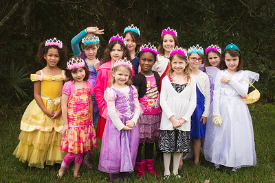 Princess Party 2014