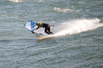 Windsurfing Sept 09