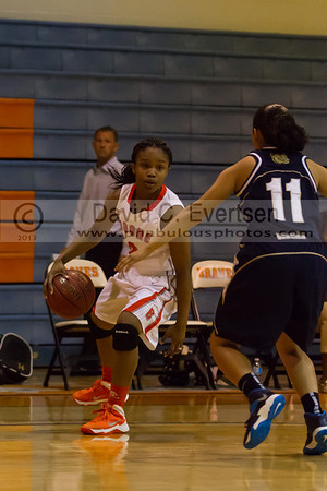 Boone Girls Varsity Basketball #2 - 2013