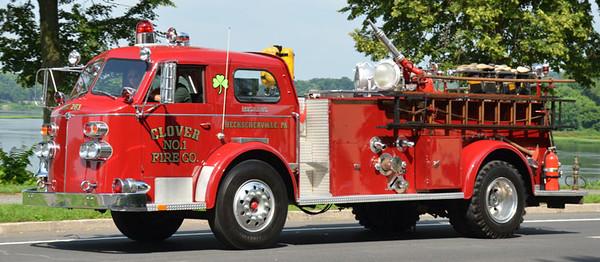 Clover Fire Co. # 1 of Heckscherville