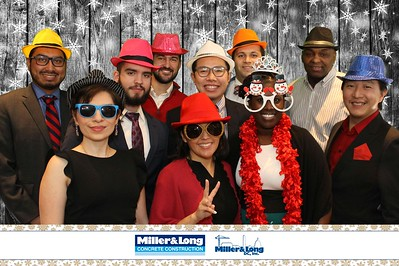 Miller & Long Holiday Party 2019