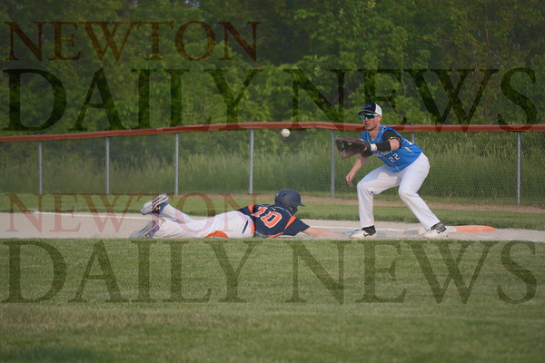 Colfax-Mingo Baseball vs. Lynnville-Sully 5-31-19