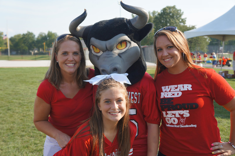 Lutheran-West-Longhorn-at-Unveiling-Bash-and-BBQ-at-Alumni-Field--2012-08-31-058.JPG