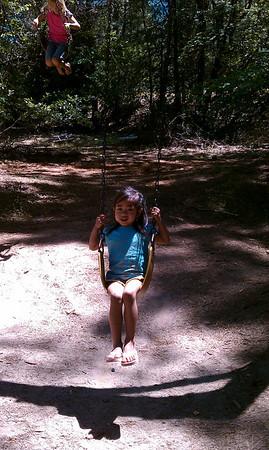 2010 June ~ Camping Lake of Springs