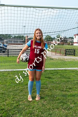 2021-07-20 Ballard Girls Soccer