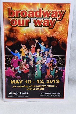 5-10-2019 Broadway Our Way Opening @ Uptown Players - Moody Performance Hall