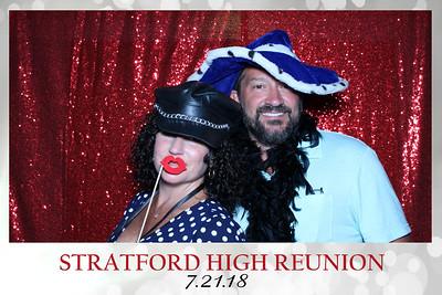Stratford High Reunion 7.21.18