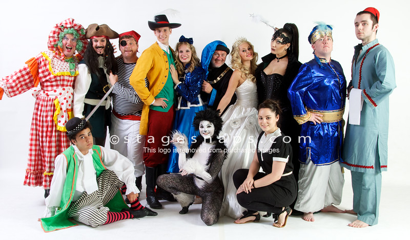 Dick Whittington Studio Shoot