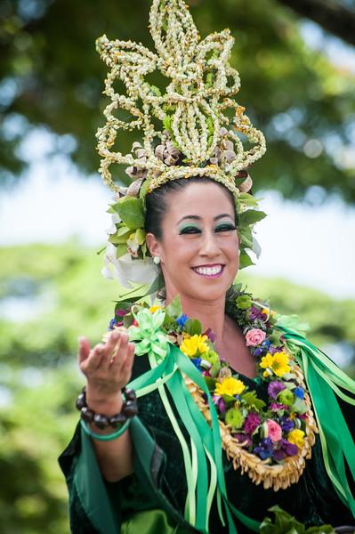 Kamehameha Day 2014