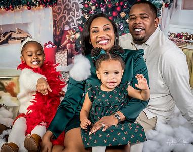 Bradley Xmas Family Shoot
