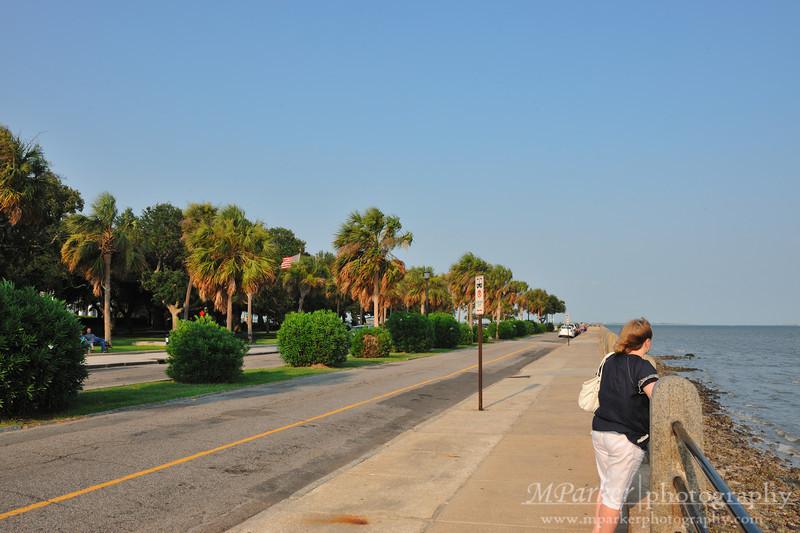 White Point Gardens, Charleston, SC