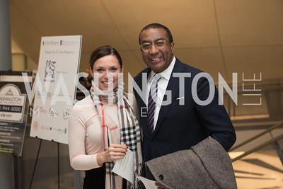 Cafritz Event at the Duke Ellington School of the Arts |  Ben Droz