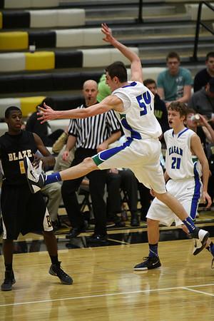 Varsity Basketball vs. Burnsville