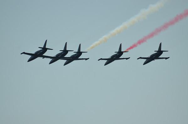 Aircraft: Seafair Airshow