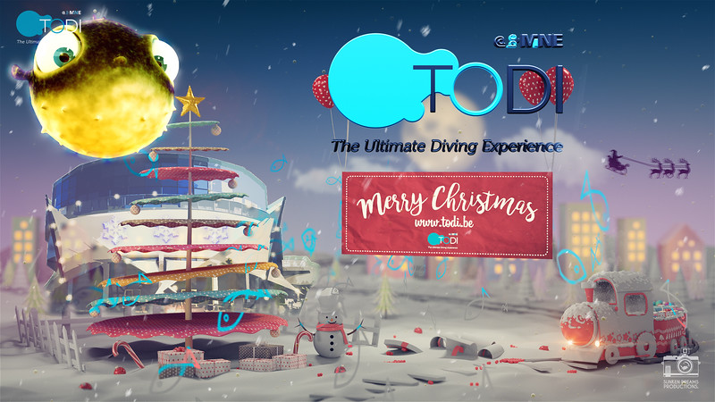 A Happy Christmas from TODI Diving
