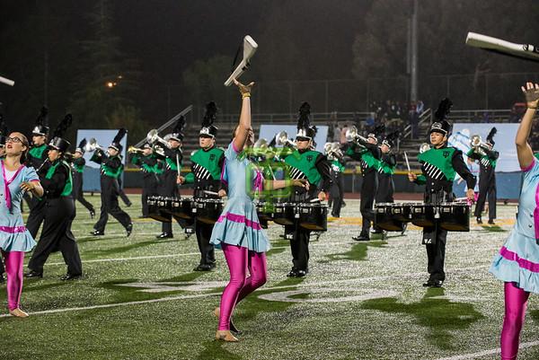 TOHS Lancer Band Performance