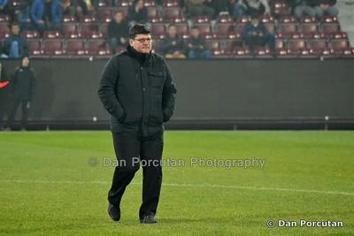Liga 1 - Steaua Bucharest (ROU) vs FC Botosani (ROU)