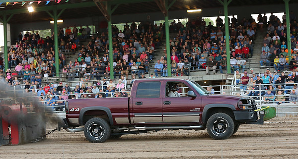 2017 Truck and Tractor Pull