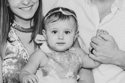 Addison's First Birthday Professional Edits