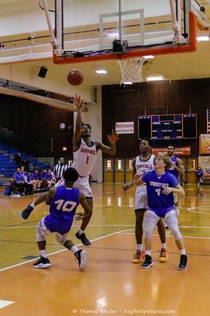 Boys Varsity Basketball v West Potomac 1/31/19