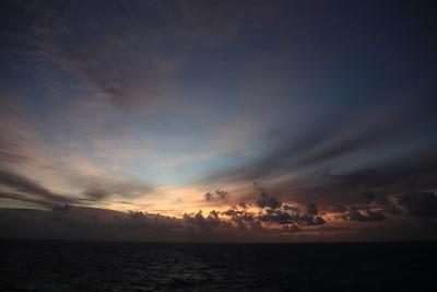 Day at Sea Feb 24